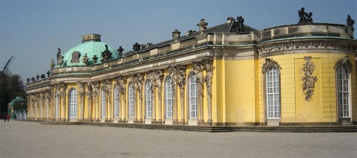 Schloß Sanssouci (Potsdam)