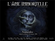 L'Âme Immortelle Homepage