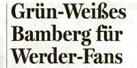 Artikel Fränkischer Tag, 06.12.2008